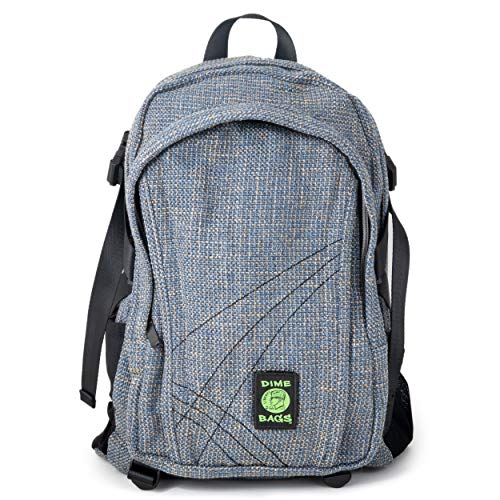 Original Hemp Backpack for Men & Women (Sky)