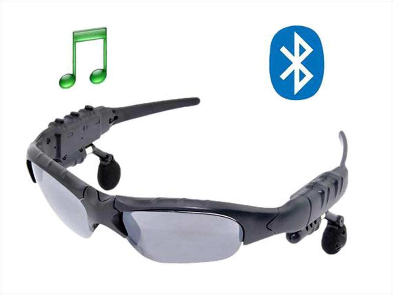 Patazon Bluetooth Sunglasses Stereo Headset Handfree For ...