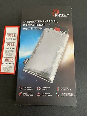 PHOOZY Insulated Phone Case - Weatherproof Protection Against Snow/Cold, Drops
