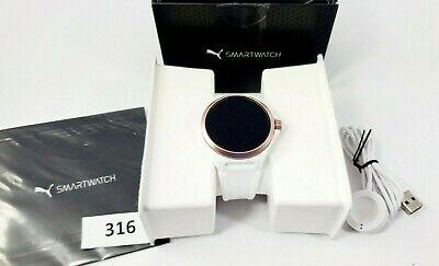 PUMA Sport Smartwatch Lightweight Touchscreen with Heart Rate PT9102