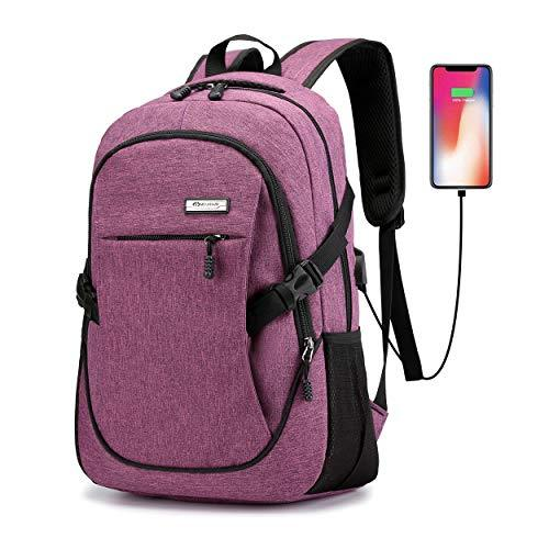Ranvoo Laptop Backpack, Business Waterproof Travel ...
