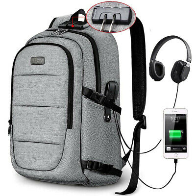 Ranvoo Laptop Backpack for School Travel, Fits 15.6in Computer Durable Casual An