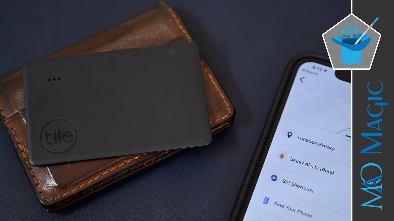 Review: Tile Slim (2019) Bluetooth Tracker Is Made for ...