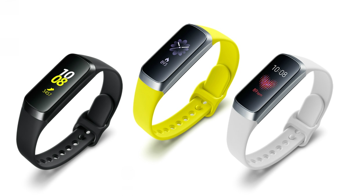 Samsung Galaxy Fit, Galaxy Fit e With Fitness Tracking ...