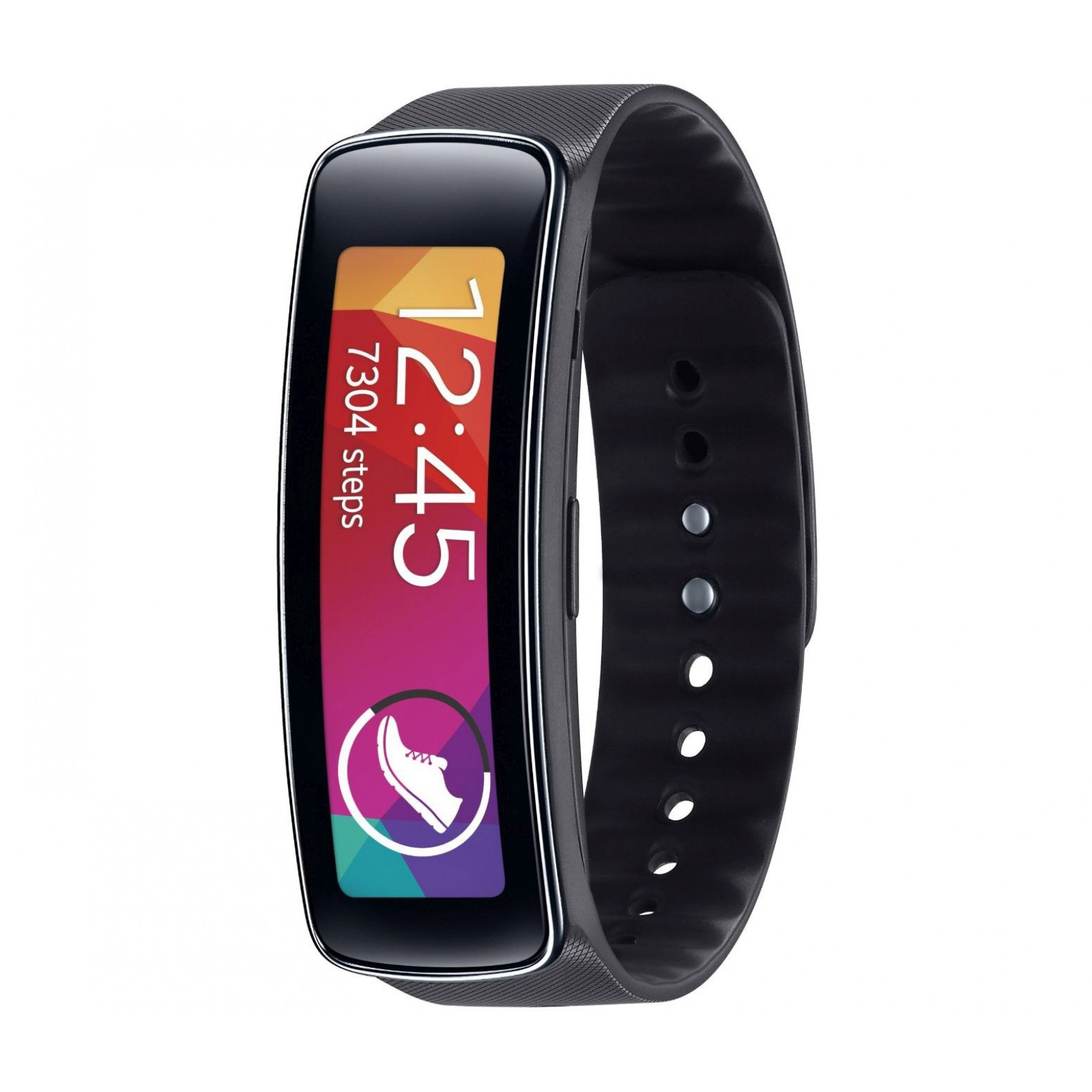 Samsung Galaxy Gear Fit Smartwatch - Free delivery with liGo