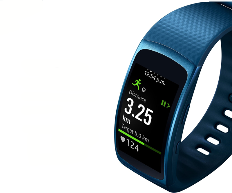 Samsung May Soon Release Galaxy Fit Smartwatch | Wearable ...