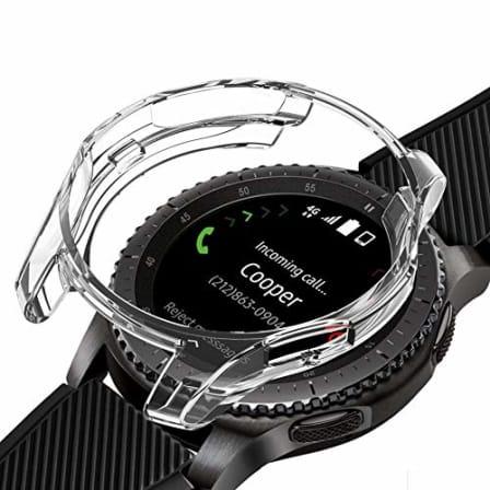 Smart Watch Accessories - Case Compatible Samsung Galaxy ...