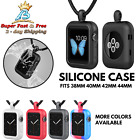 Smart Watch Necklace Pendant Silicone Band Case Cover Replacement 38 40mm 42mm