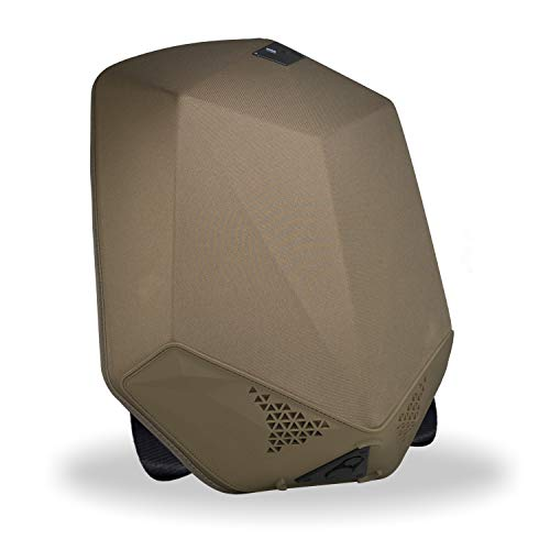 Smartest Tech Stuff Clearon Electric bluetooth backpack ...