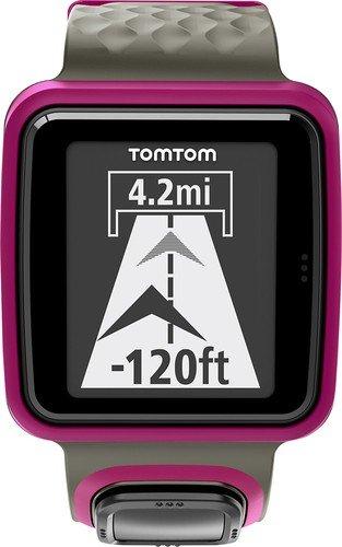 TomTom Runner GPS Watch - Special Edition Dark Pink, 1RR0.001.11