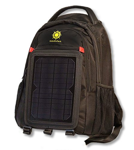 Top 11 Best Solar Powered Backpacks of 2019 For Adventurers - Conserve Energy Future