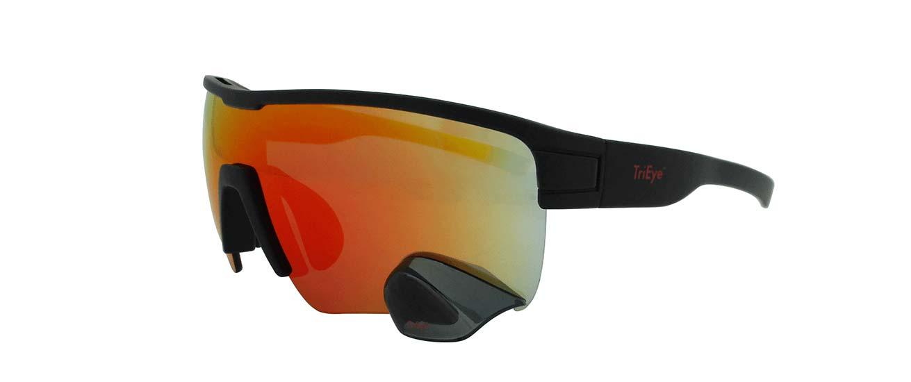 TriEye sport eyewear