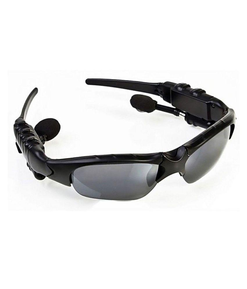 Trost Premium Quality Sunglasses Bluetooth Headset - Black ...