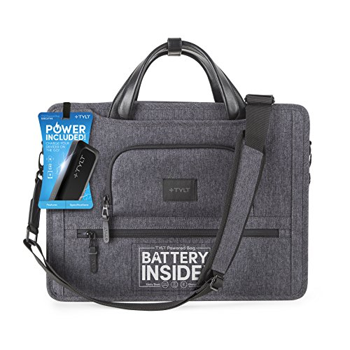 TYLT Power Bag and Charging Station - EXECUTIVE