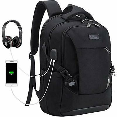 Tzowla Travel Laptop Backpack Waterproof Business Work W