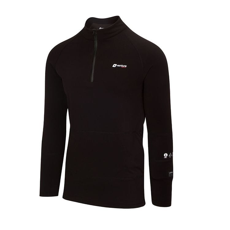 Venture Heat -Men's Battery Heated Thermal Base Layer Top ...