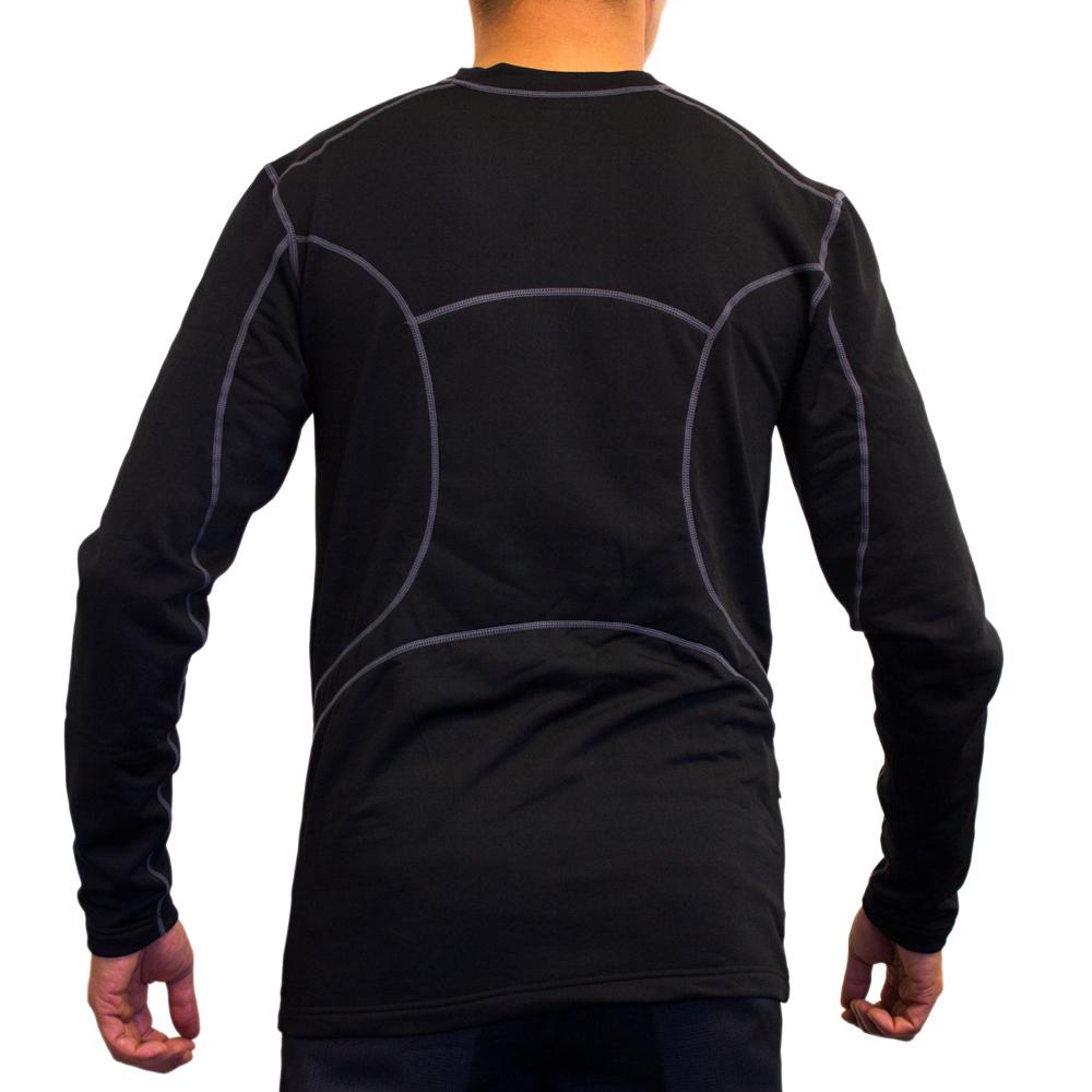 Venture Men's Fleece Lined Heated Base Layer - HeatedHut ...