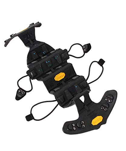Vibram Portable Performance Ice Sole, Ice Traction Cleat (XS-37/38 EU)