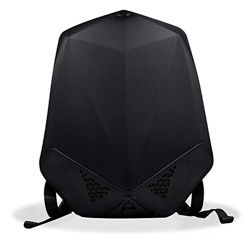 WIBIS Alternative - Clearon Electric bluetooth backpack speaker | Portable charger, EDR Speaker, Nylon hard-shell waterproof material & Modern swag design