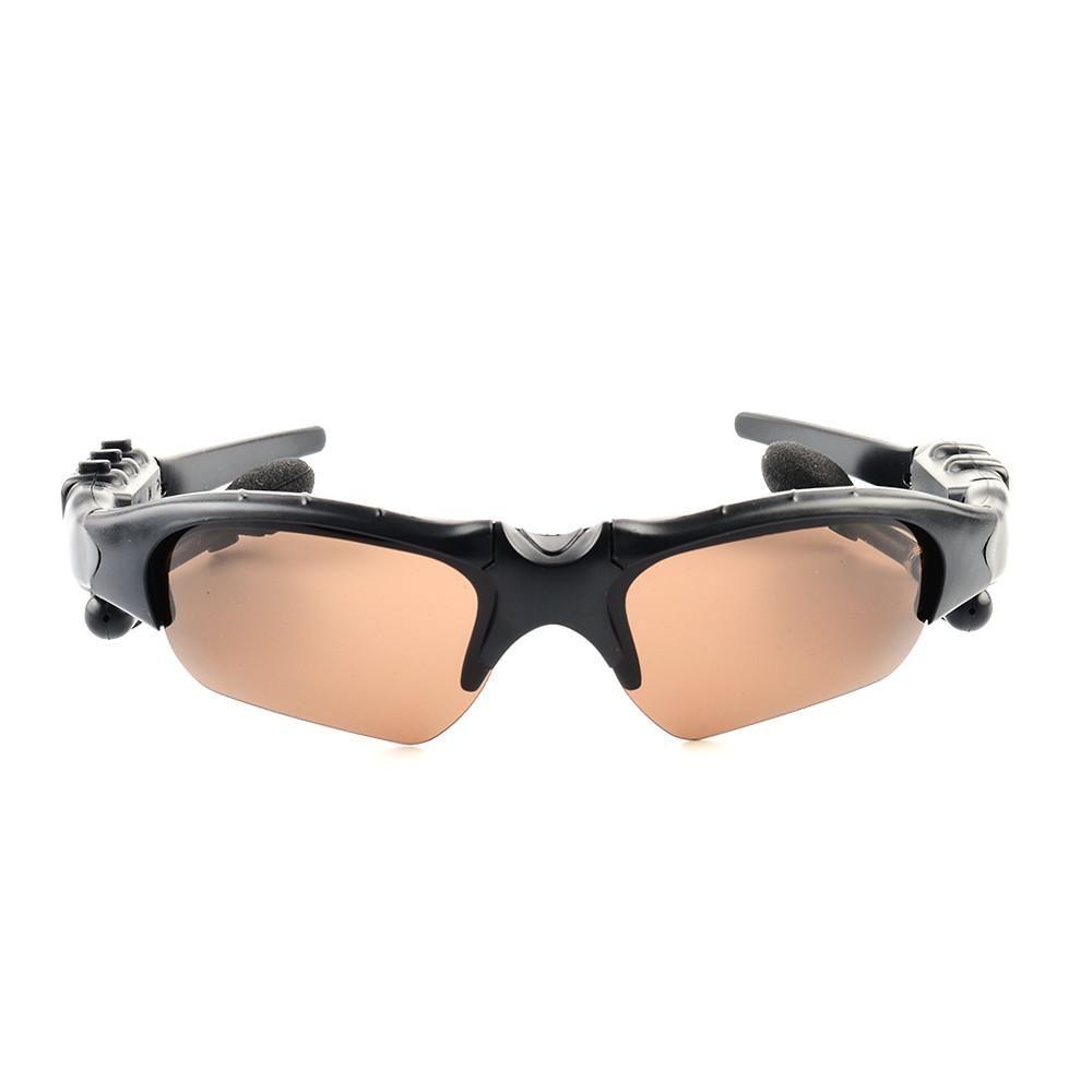Wireless Bluetooth Rotatable Stereo Sports Sunglasses ...