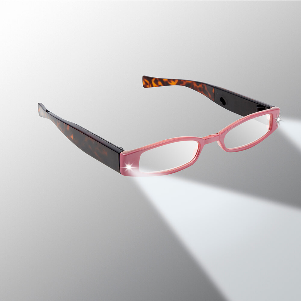 Women's Rechargeable LED Glasses   Panther Vision