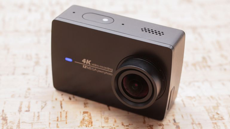 YI 4K Action Camera review: More camera for less money - CNET
