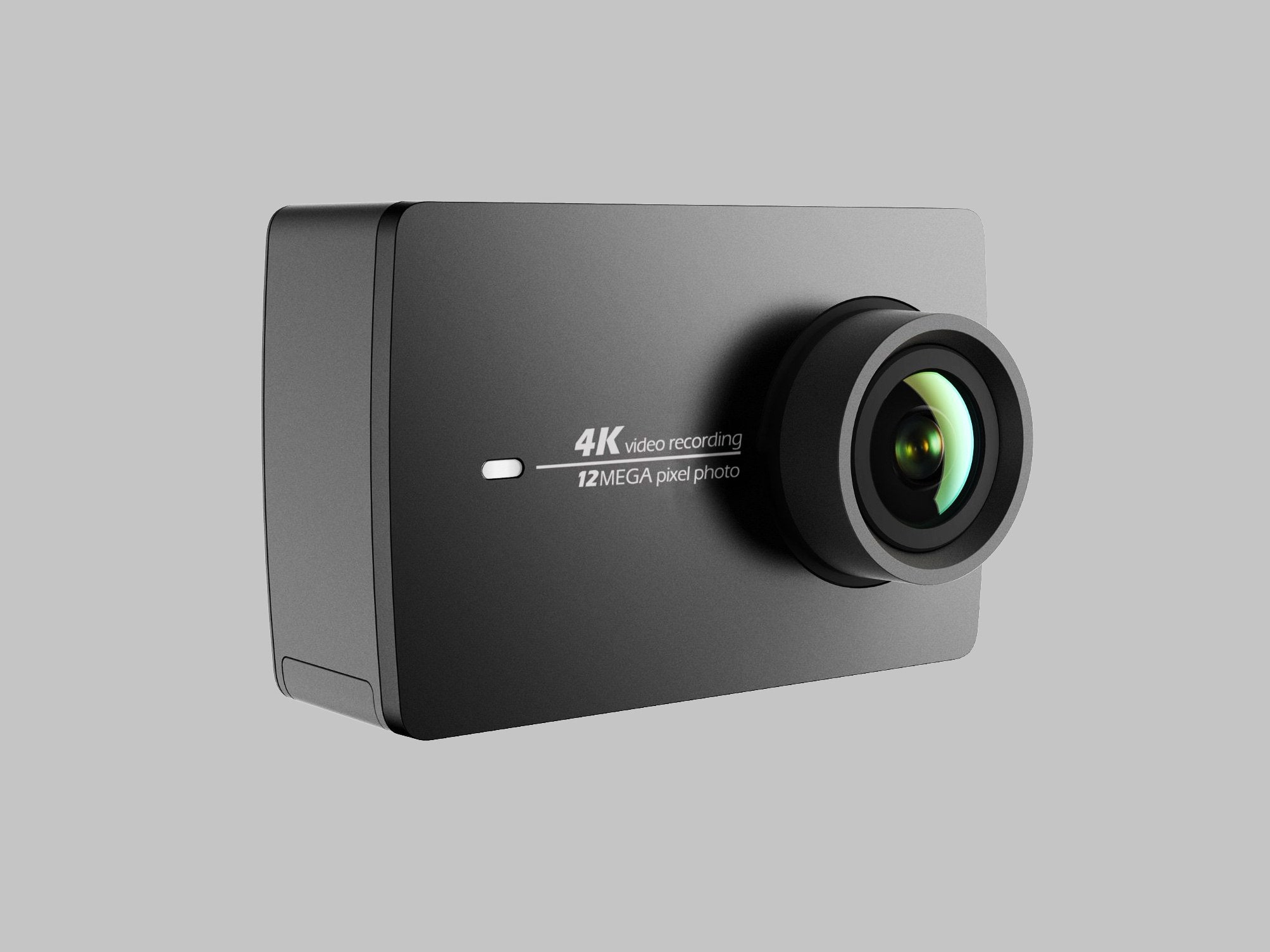 Yi 4K Action Camera Review: Price, Specs | WIRED