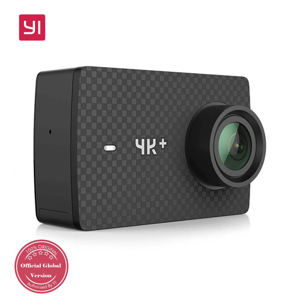YI 4K Plus Ultra HD Action Camera Ambarella H2 SONY IMX377 ...