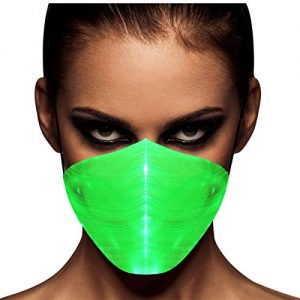 LED Light up Face Mask 7