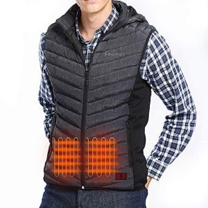 Nomad Battery Heated Vest 10