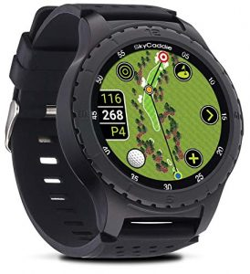 SkyCaddie LX5 Golf Watch 8