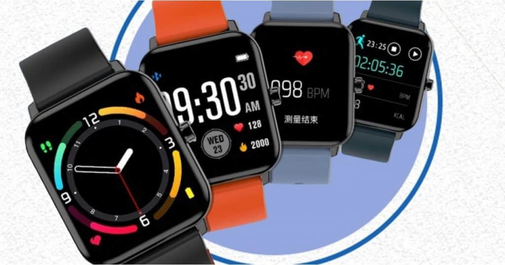 ZTE Watch Live smartwatch brings SpO2 for just $40 13