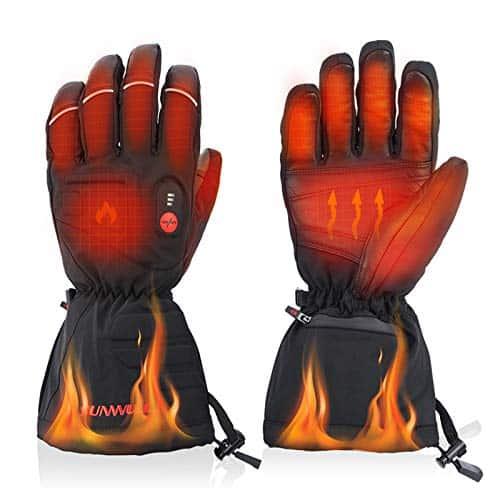 Anzid Sunwill Heated Gloves 5