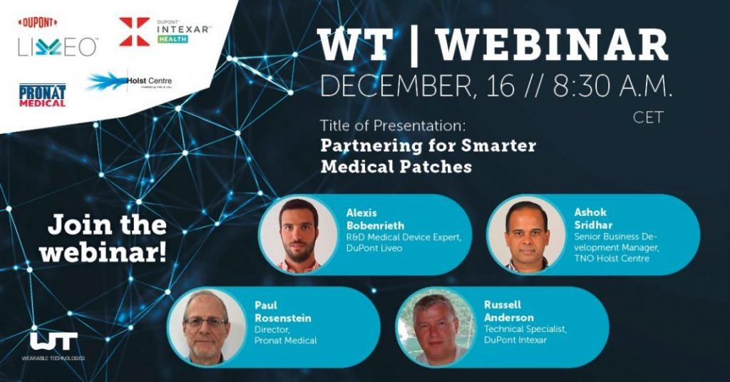 WT | Studio: DuPont – Partnering for Smarter Medical Patches 18