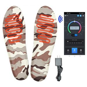 Rechargeable Smart Heated Insoles 5