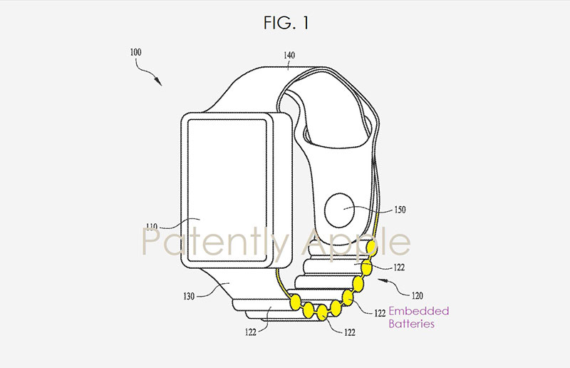 Apple Watch's Future Band Design Could Boost Battery Life 35
