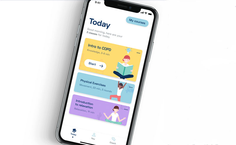 Kaia Health Partners With Chiesi Group to Commercialize Kaia COPD Rehabilitation App in Europe 39