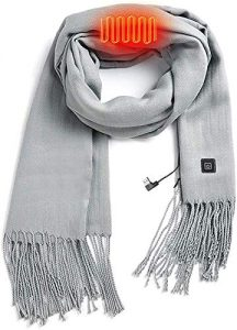 Battery Heated Scarf 1