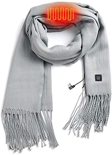 Battery Heated Scarf 5