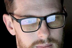 Modern Carry Blue Light Glasses