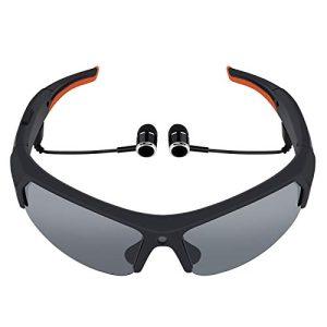 Bluetooth Camera Sunglasses