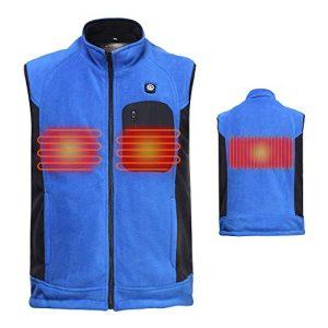 Savior Heated Fleece Vest
