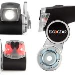 EcoXGear EcoXPower keeps you bright and charges your phone with pedal power 1
