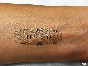 Epidermal Electronics - Health Monitoring Skin 4