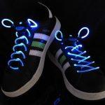 Laser Laces - Shoelaces That Glow 1