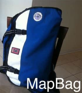 MapBag GPS bag DIY concept 10