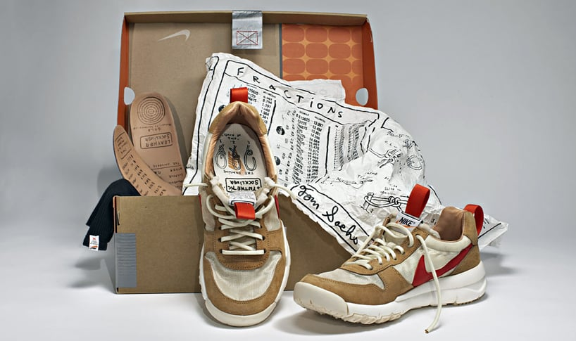 Nike and Tom Sachs team up to create NikeCraft, alien-friendly sportswear from space 8