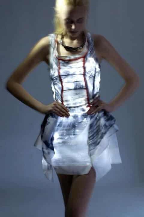 Presence of Heart Dress - A Dress That Beats to Your Heart 9