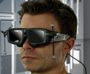 SMI Eye-tracking 3D Glasses use cameras to adjust your perspective 8