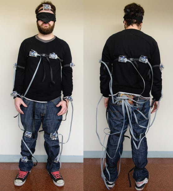 SpiderSense Suit Gives Wearer That 6th Sense 11